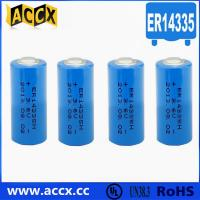 Quality ER14335 3.6V 1650mAh first & primary battery with long self life more than 10 years wholesale