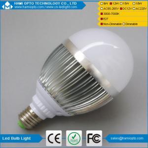 China E27 B22 Light Bulb 3W 5W 7W 9W 10W 12W 15W 18W solar led bulb light on sale