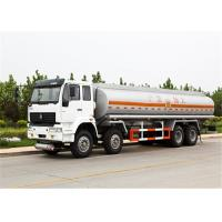 Quality HOWO 8x4 35000 litres Fuel Tanker Truck in Kenya Left hand Driving wholesale