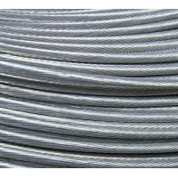 Quality 37×0.38 Nicr Alloy Stranded Wire / Nichrome Wire Coil With Straight Bright Surface wholesale
