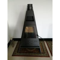 Quality Professional Non Electric Wood Pellet Stove For Heating OEM / ODM Available wholesale