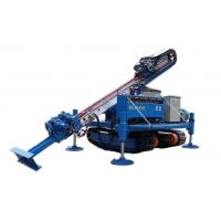 Quality MDL-135D Hydraulic Device Anchor Drilling Rig great rotary torque and long feeding stroke distance wholesale