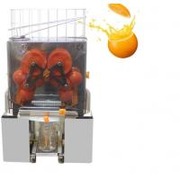 Quality Electric Orange Juicer Machine / Fruit  Extractor Machines Table Top wholesale