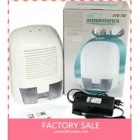 Quality 1.5L Mini Dehumidifier/Small Room Plastic Electric Petite Dehumidifier, White ETD750 wholesale