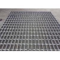 Quality SS Grating Twisted Bar Steel Floor Grating 6 x 6mm Plain Bar 32mm x 5mm wholesale