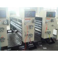 Cheap Double Roller Carton Making Machine With High Precision Of Die Cutting And for sale