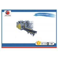 Quality High Standard Beverage Packing Machine , Water Bottle Packaging Machine PLC Control wholesale