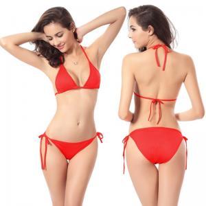 Quality Sexy Plus Size One Piece Swimwear Women Plunge Neck Swimsuit Push Up Bathing Suit Solid Beach Wear Sport Bodysuit Swimmi wholesale