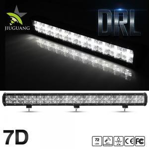 Quality 180 W Cross Jeep Led Light Bar Daytime Running Light AUTO Lighting System wholesale