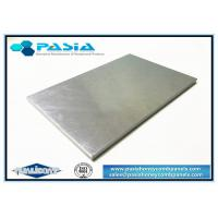 Quality Oversized Aluminum Honeycomb Panels 10mm Thickness Mill Finished Surface wholesale