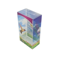 China High Quality Transparent Customized PVC Clear Plastic Packaging Box For Retail on sale