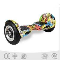Quality 10 inch  mini smart self balance scooter two wheel smart electric drift board scooter wholesale