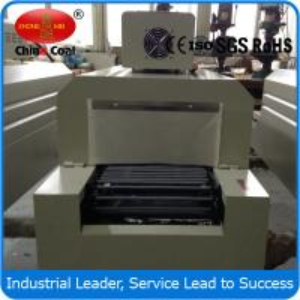 China BSE4535 heat shrink packing machine for cap film shrink machine sealer on sale