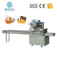 Quality Potato Chips Bakery Packaging Equipment / Instant Noodles Packaging Machine wholesale