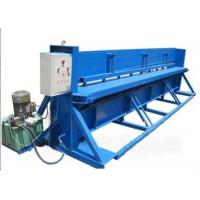 Buy cheap Motor Control Roll Forming Production Line , 3 KW Hydraulic Metal Cutter from wholesalers