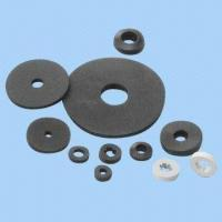 China Die-cut Washer, Neoprene Rubber Washer, Rubber Washer, Silicone Viton Washer on sale
