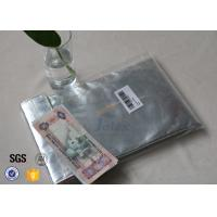 Quality comfortable Glass Fibre Cloth Fire Resistant Document Bag / Fireproof Cash Pouch wholesale