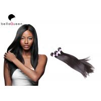 China Brazilian 6a Grade Virgin Hair 100-105g 10'' - 30 Inch Hair Extensions Human Hair on sale
