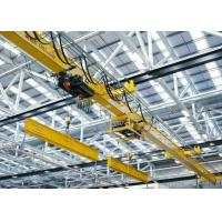 Quality Heavy Duty Single Beam Overhead Crane To Heavy Machine Shops , Paper Mills wholesale