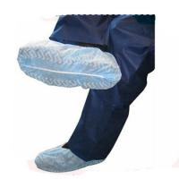 China Wholesale cheap price disposable medical nonwoven fabric shoe cover for hospital on sale
