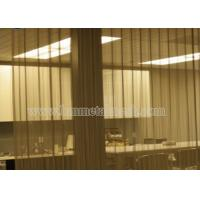 Quality Curtain Divider,Metal Mesh Curtain For Room Divider wholesale