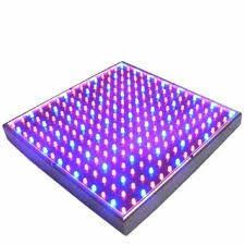 Quality Full Spectrum SMD Indoor LED Grow Lights 50 Watt For Breeding / Farmland , 315x310mm wholesale