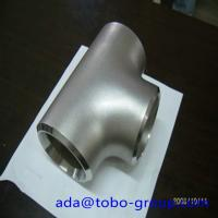 Quality ASTM SS316 Thread Socket Weld Stainless Steel Reducing Tee Size 1-48 Inch wholesale