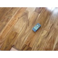 Quality solid Acacia wood flooring(small leaf)Chinese walnut flooring wholesale