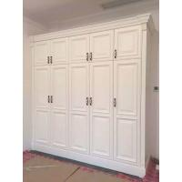 Quality Cherry Solid wood door wardrobe wholesale
