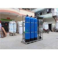 Quality Deep Well Water Treatment RO Filtration Plant with Reverse Osmosis RO Filtration System Machine wholesale