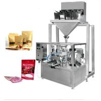 Buy cheap Multihead weigher Candied fruites doypack packing machine from wholesalers
