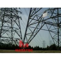China 500KV four circuit heavy angle tension transmission line tower on sale