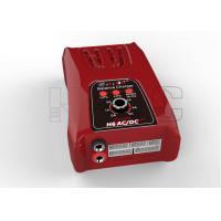 Buy cheap Red Plastic Material 50 Watt AC / DC NiCd RC Dual  Battery Charger With RC Model product