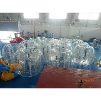 Quality Adult Inflatable Bubble Soccer Ball With Rope Structure For Party wholesale