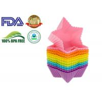 Quality Eco Friendly Non-toxic Star Shaped Chocolate Silicone Molds Cake Decorating wholesale