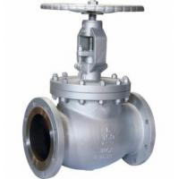 Quality 8 inch Class 150 Cast Steel Bolted Bonnet  Flanged Globe Valve API 6D Standard wholesale