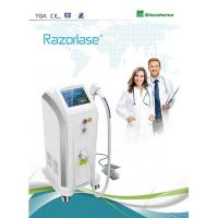 Quality Permanent Diode Laser Hair Removal Machine Painless Energy Density Max 120j / Cm2 wholesale