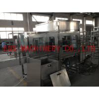 Quality 4 Working Position Rotary Filling Machine Out Brusher For 5 Gallon Water Production Line wholesale