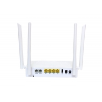 Buy cheap OS-XU04G2VW(AC) XPON ONT 4GE+2POTS+WIFI(2.4G&5G) Web/Telnet/CLI management with from wholesalers