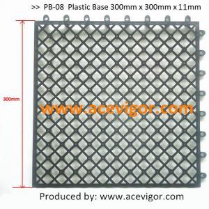 Cheap PB-08 Plastic Base, Plastic mats, Plastic tile for sale