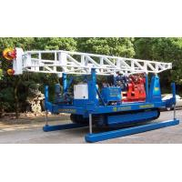 Quality Construction Crawler drilling Rig With Two Reverse Speed Hydraulic Chuck wholesale