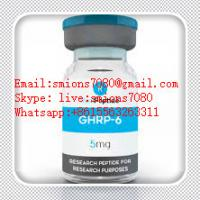China Peptide Powder Hgh Human Growth Hormone Ghrp -6 10mg/ Vial For Muscle Growth on sale