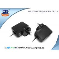 Quality 12V 6 W Wall Power Adapter , switching power adapter with AU 2 - pin AC Plug wholesale