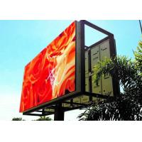 Quality Energy Saving Outdoor Led Video Wall , P10 SMD Led Display Board For Advertising wholesale
