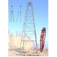 Cheap Oil Directional Drilling Tower Mechanical , Borehole Drilling Machine for sale