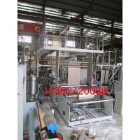 Quality Double Layer Co - Extrusion Plastic Film Blowing Machine With CE / ISO wholesale