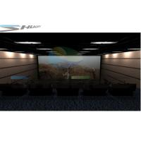 Quality 4D Movie Theater Simulator, XD Cinema Film For 50 / 120 Persons Room wholesale