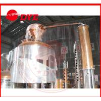 Quality 700 Gallon Commerical Electricity Alcohol Distiller System Parrot Outlet wholesale