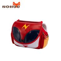Quality Nohoo new product nursery school neoprene and PU shoulder children backpack wholesale