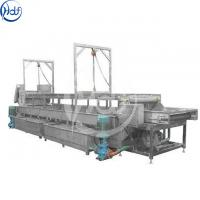 China High Pressure Spray Vegetable Washing Machine For Lifting Spray Cleaner on sale
